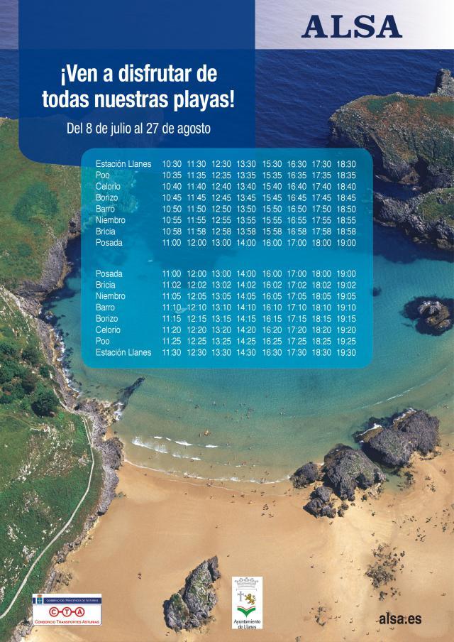 Ruta playas: Llanes- Posada- Llanes