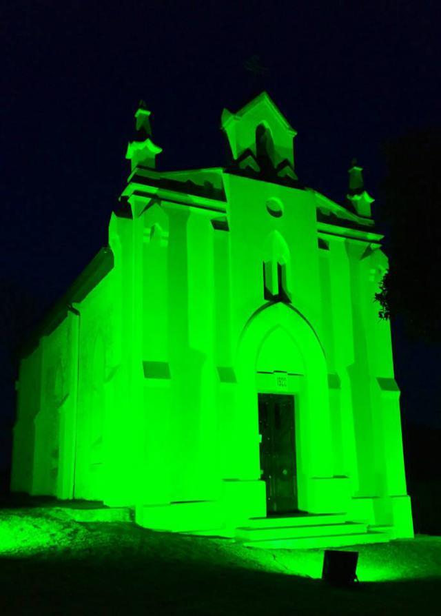 Capilla de San Patricio en Pancar (Llanes)
