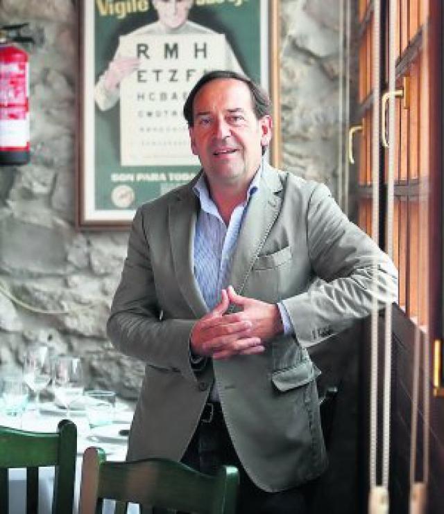 Javier Garaña-Presidente de ALLARES
