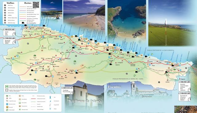 Mapa del Concejo