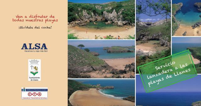Servicio Lanzadera Playas de Llanes