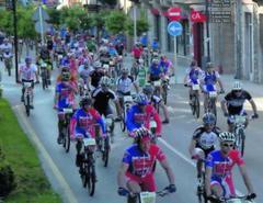 Llanes, un circuito Ciclista
