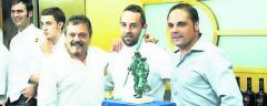 Nuevo premio para Ricardo Sotres (Restaurante El Retiro)