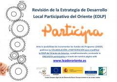 Actualización de la Estrategia de Desarrollo Local Participativo
