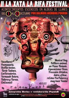 II Festival La Xata La Rifa