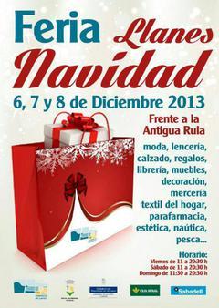 Feria de Navidad en Llanes