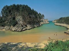 Playa de Aguadamía o Guadamía