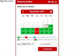 Nueva aplicación en Visit Llanes: Reserva on line de Restaurantes