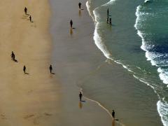 """La calidad de las aguas de baño en las principales playas de Llanes es """"excelente"""""""