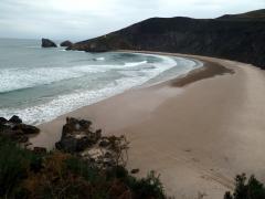 Las Playas de Llanes entre las mejores para bañarse en Septiembre