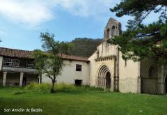 Mitos y Leyendas: San Antolín de Bedón