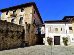 Casa de Ribero o Palacio de Gastañaga