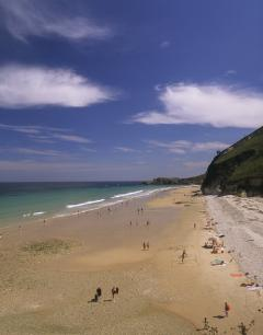 Playa del San Antolin