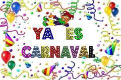 Abierto plazo de inscripción para los Carnavales